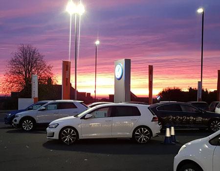 Pulman Volkswagen Sunderland